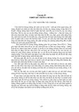 ĐỘNG LỰC TÀU THUỶ - PHẦN 2 THIẾT BỊ ĐẨY TÀU THỦY - CHƯƠNG 20