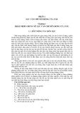 ĐỘNG LỰC TÀU THUỶ - PHẦN 1 LỰC CẢN CHUYỂN ĐỘNG CỦA TÀU - CHƯƠNG 1