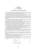 ĐỘNG LỰC TÀU THUỶ - PHẦN 1 LỰC CẢN CHUYỂN ĐỘNG CỦA TÀU - CHƯƠNG 2