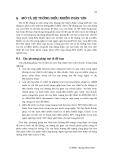 HỆ THỐNG ĐIỀU KHỂN PHÂN TÁN - CHƯƠNG 9
