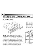Kết cấu bê tông cốt thép II - Phần 3