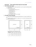 Vẽ kỹ thuật - Chương 2