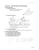 Vẽ kỹ thuật - Chương 4