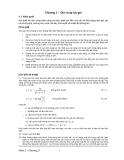 Tiêu chuẩn kỹ thuật và chú giải đối với các công trình cảng - Phần Các điều kiện thiết kế - Chương 3