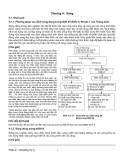 Tiêu chuẩn kỹ thuật và chú giải đối với các công trình cảng - Phần Các điều kiện thiết kế - Chương 4