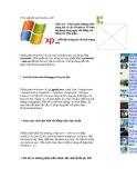 19 bí mật ẩn ở sau  Windows XP
