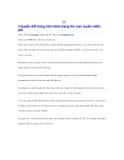 Chuyển đổi hàng trăm định dạng file trực tuyến miễn phí