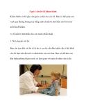 5 gợi ý cho bé đi khám bệnh