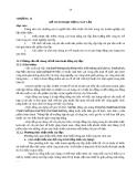 Chương 12: Kế toán hoạt động xây lắp