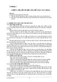 Chương 1: NHỮNG VẤN ĐỀ CƠ BẢN CỦA KẾ TOÁN TÀI CHÍNH