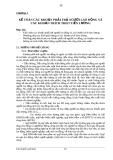 Chương 2 KẾ TOÁN CÁC KHOẢN PHẢI TRẢ NGƯỜI LAO ĐỘNG VÀ CÁC KHOẢN TRÍCH THEO TIỀN LƯƠNG
