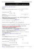 Bài 2: Các loại mạch điện xoay chiều đơn giản