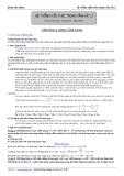 Hệ thông kiến thức trọng tâm vật lý - chương 5