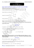 Bài giảng dao động điện từ - mạch dao động điện từ