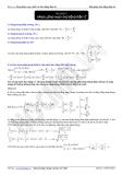 Bài giảng dao động điện từ - năng lượng mạch dao động điện từ