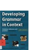 devoloping grammar in context phần 1