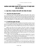 Giáo trình AN TOÀN LAO ĐỘNG - Ch 1