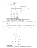 Mạch điện tử : MẠCH DAO ÐỘNG (Oscillators) part 2
