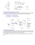 Bài giảng mạch điện tử : MẠCH PHÂN CỰC VÀ KHUẾCH ÐẠI TÍN HIỆU NHỎ DÙNG BJT part 2