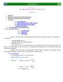 Bài giảng mạch điện tử : OP-AMP-KHUẾCH ÐẠI VÀ ỨNG DỤNG part 1