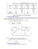 Bài giảng mạch điện tử : MẠCH KHUẾCH ÐẠI HỒI TIẾP (Feedback Amplifier) part 3