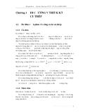Bài giảng Kết cấu thép theo Tiêu chuẩn 22 TCN 272-05 và AASHTO LRFD part 1