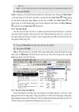 Bài giảng ứng dụng tin học trong xây dựng part 6