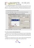 Bài giảng ứng dụng tin học trong xây dựng part 7
