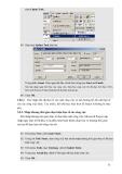 Bài giảng ứng dụng tin học trong xây dựng part 10