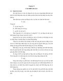 Cảm biến công nghiệp : Cảm biến đo lực part 1