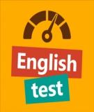 10 Đề kiểm tra môn Tiếng Anh lớp 12