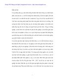 Tình hình kinh doanh hiểm gián đoạn kinh doanh tại Bảo Việt hà Nội - 1