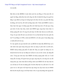 Luận văn : Công tác quản lý tài tính  Bảo hiểm Xã hội Việt Nam - ĐH Kinh tế Quốc dân - 1