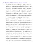 Luận văn : Công tác quản lý tài tính  Bảo hiểm Xã hội Việt Nam - ĐH Kinh tế Quốc dân - 4