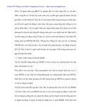 Luận văn : Công tác quản lý tài tính  Bảo hiểm Xã hội Việt Nam - ĐH Kinh tế Quốc dân - 5