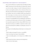 Luận văn : Công tác quản lý tài tính  Bảo hiểm Xã hội Việt Nam - ĐH Kinh tế Quốc dân - 6