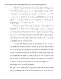 Luận văn : Công tác quản lý tài tính  Bảo hiểm Xã hội Việt Nam - ĐH Kinh tế Quốc dân - 8