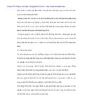 Kiến nghị nhằm nâng cao hiệu qủa khai thác của Đại lý Bảo hiểm Phú Thọ - 5