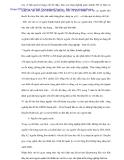 Thực trạng và giải pháp cho vốn FDI ở thủ đô Hà Nội - 2