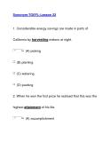 Synonym-TOEFL-Lesson 22