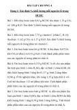 BÀI TẬP HÓA HỌC LỚP 11 CHƯƠNG 4 Dạng 1: Xác định % khối lượng mỗi nguyên tố trong HCHC