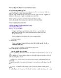 Bài số 22  Quá khứ hoàn thành