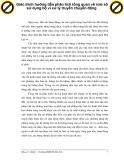 Giáo trình hướng dẫn phân tích tổng quan về role số sử dụng bộ vi xử lý truyền chuyển động p1