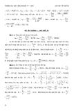 Giải bài tập Điện kỹ thuật ( Cao Đẳng ) part 4