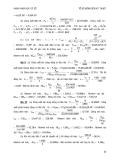 Giải bài tập Điện kỹ thuật ( Cao Đẳng ) part 6