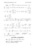 Giải bài tập Điện kỹ thuật ( Cao Đẳng ) part 7