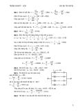 Giải bài tập Điện kỹ thuật ( Công Nhân ) part 2