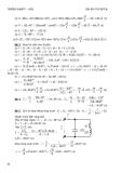 Giải bài tập Điện kỹ thuật ( Công Nhân ) part 5