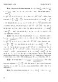 Giải bài tập Điện kỹ thuật ( Trung cấp ) part 4