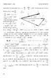 Giải bài tập Điện kỹ thuật ( Trung cấp ) part 6